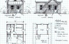 Small House Plans Free Lovely Garden Cottage F E Level With Loft 1245—1613