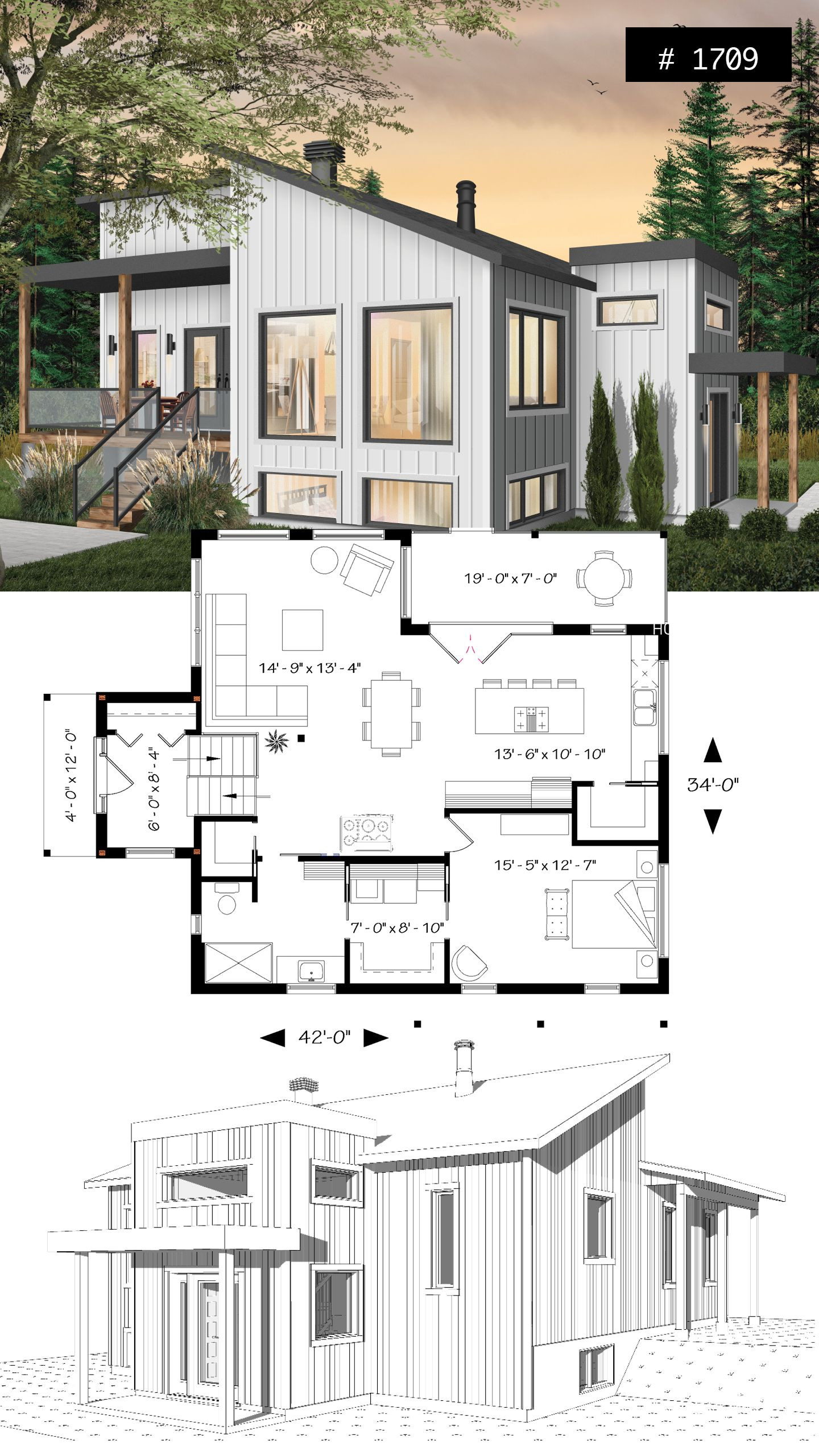 Small House Plans Modern Fresh House Plan Billy No 1709