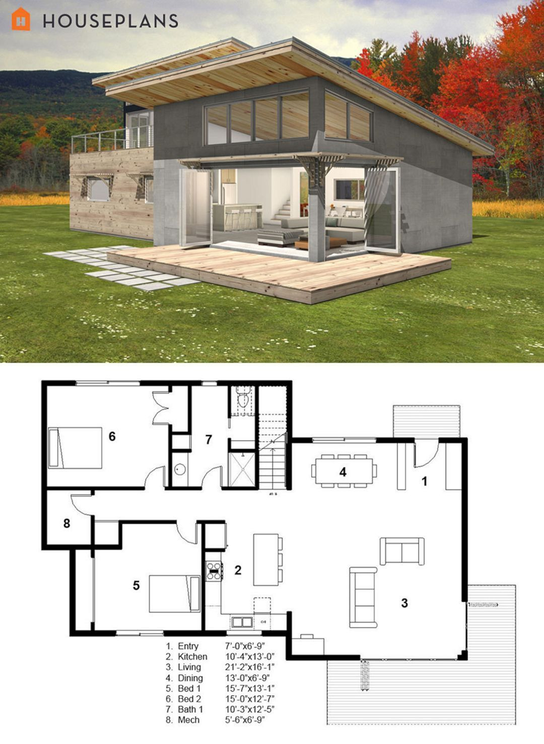 Small House Plans Modern New the Best Modern Tiny House Design Small Homes Inspirations