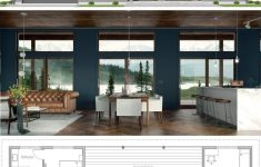 Small Modern Home Plans Lovely Single Story Home Plan