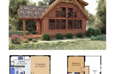 Small Timber Frame House Plans Fresh Cedarrun In 2020