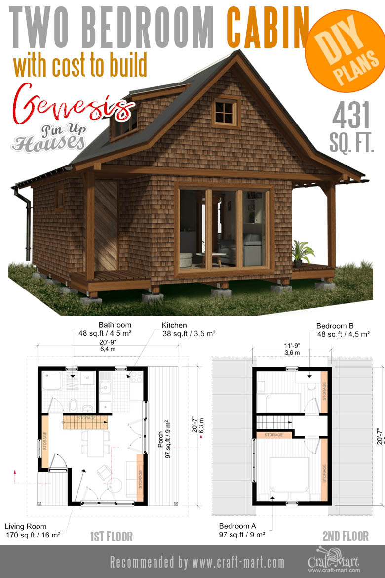 203 small home plans Genesis
