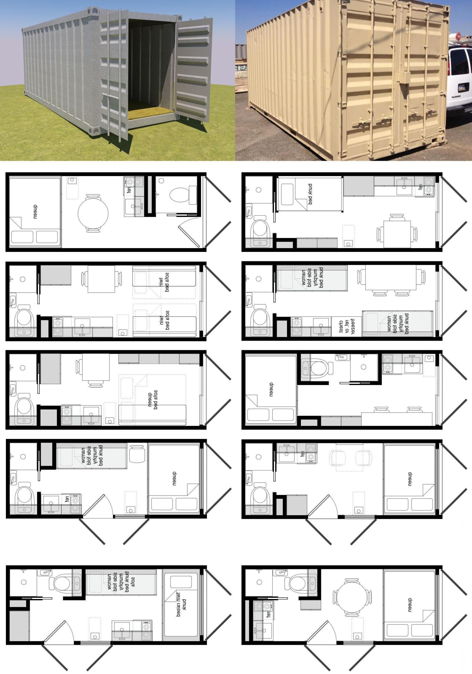 Storage Building House Plans Fresh Shipping Containers Floor Plans and Container Homes