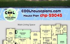 Texas Style House Plans Lovely Texas Ranch House Plan Chp