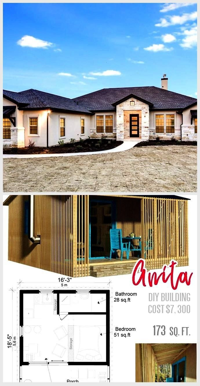 Texas Style House Plans New Texasstyle Onestory Hz Living Ranch Plan 4bed