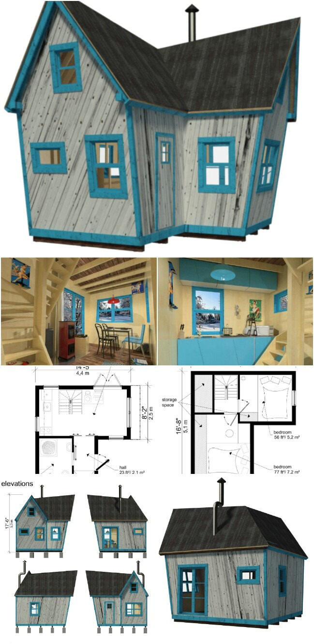 Tiny House Plans for Sale Elegant 25 Plans to Build Your Own Fully Customized Tiny House On A