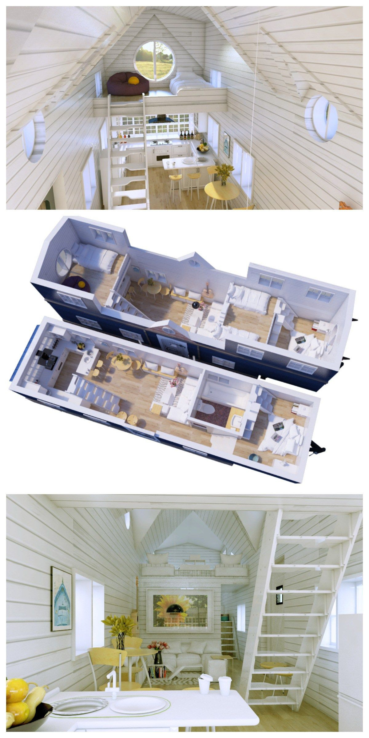 Tiny Houses On Wheels Floor Plans Best Of the Very First Look at Our Tiny House
