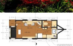 Tiny Houses On Wheels Plans Luxury 27 Adorable Free Tiny House Floor Plans Craft Mart
