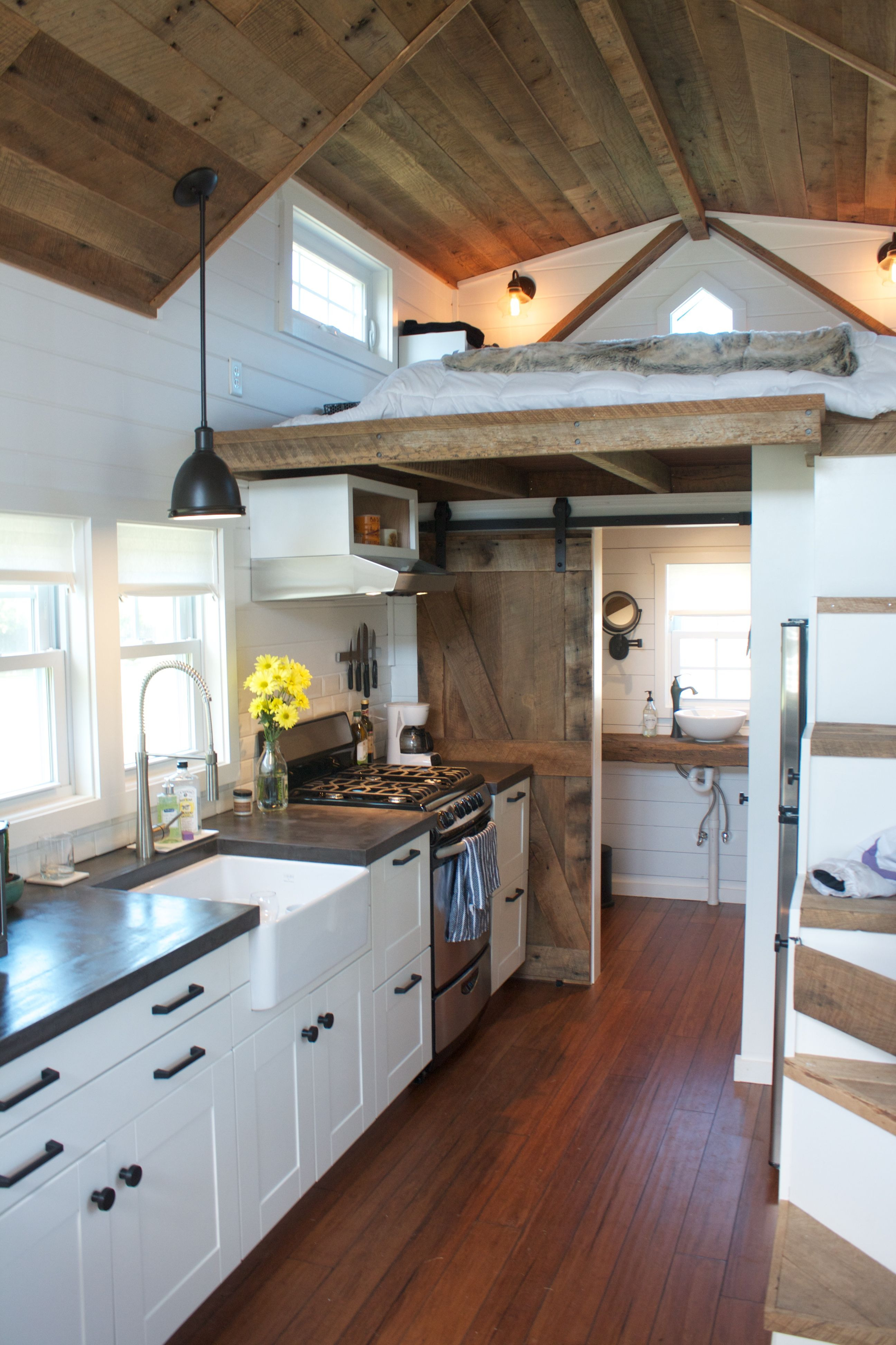 Tiny Houses On Wheels Plans Luxury Super Easy to Build Tiny House Plans