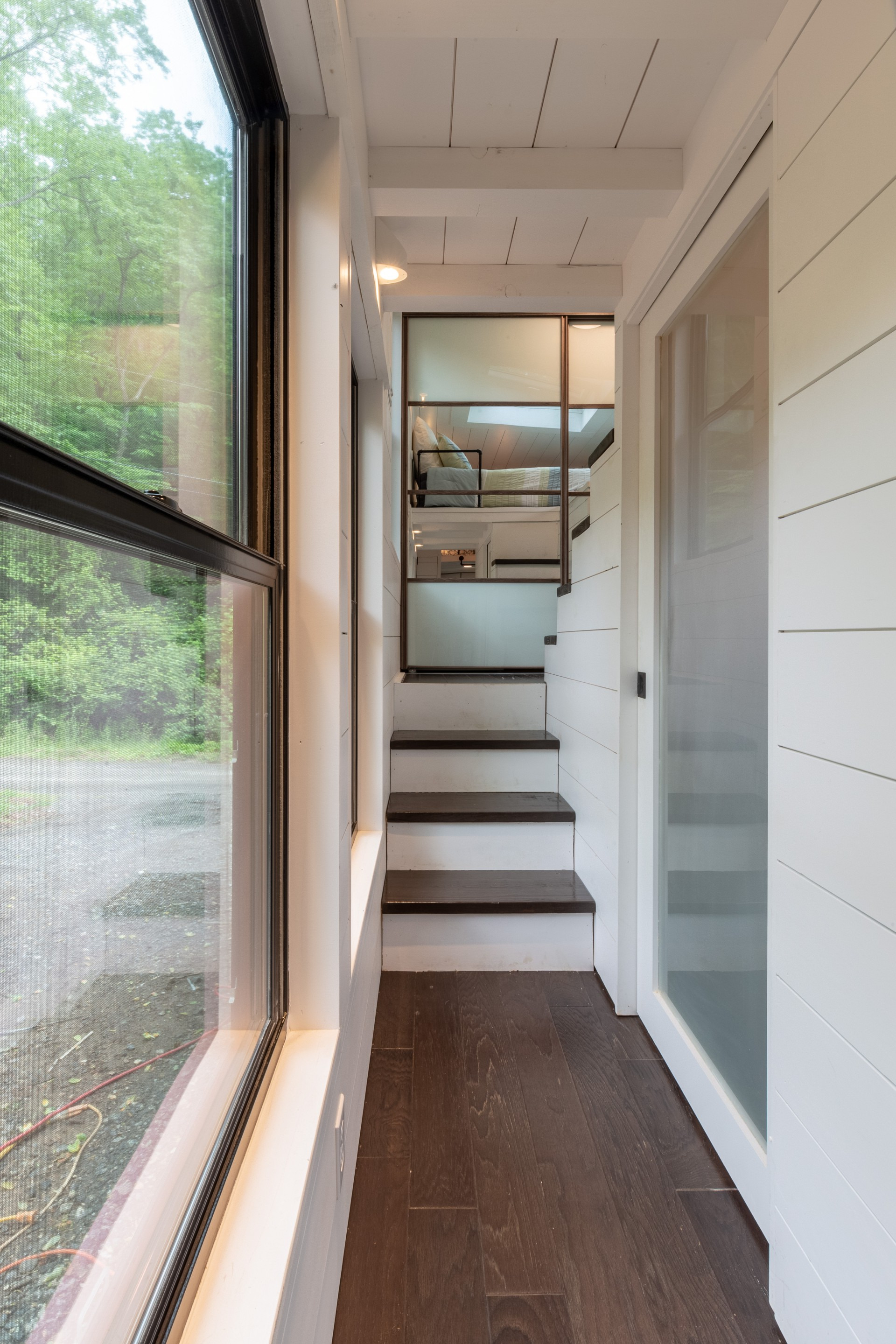Tiny Houses On Wheels Plans New Tiny House On Wheels Home tour Erin Adams