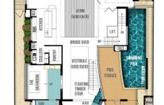"Ultra Modern House Floor Plans Fresh Undercroft House Plans ""the Bronson"""