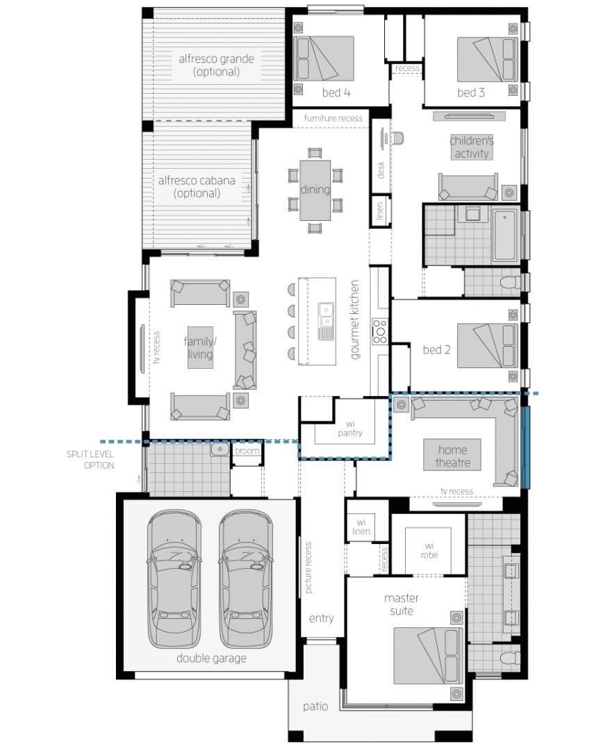 15 Bedroom House Plans Awesome Seaview Beautiful New Home Design
