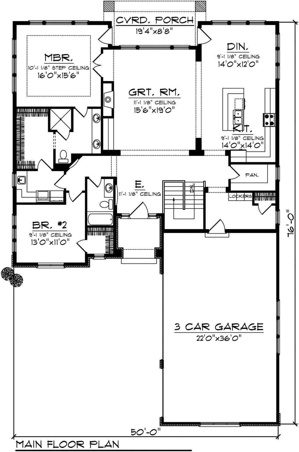 2 Bedroom Retirement House Plans Inspirational Ranch Style House Plan 2 Beds 1 5 Baths 1993 Sq Ft Plan
