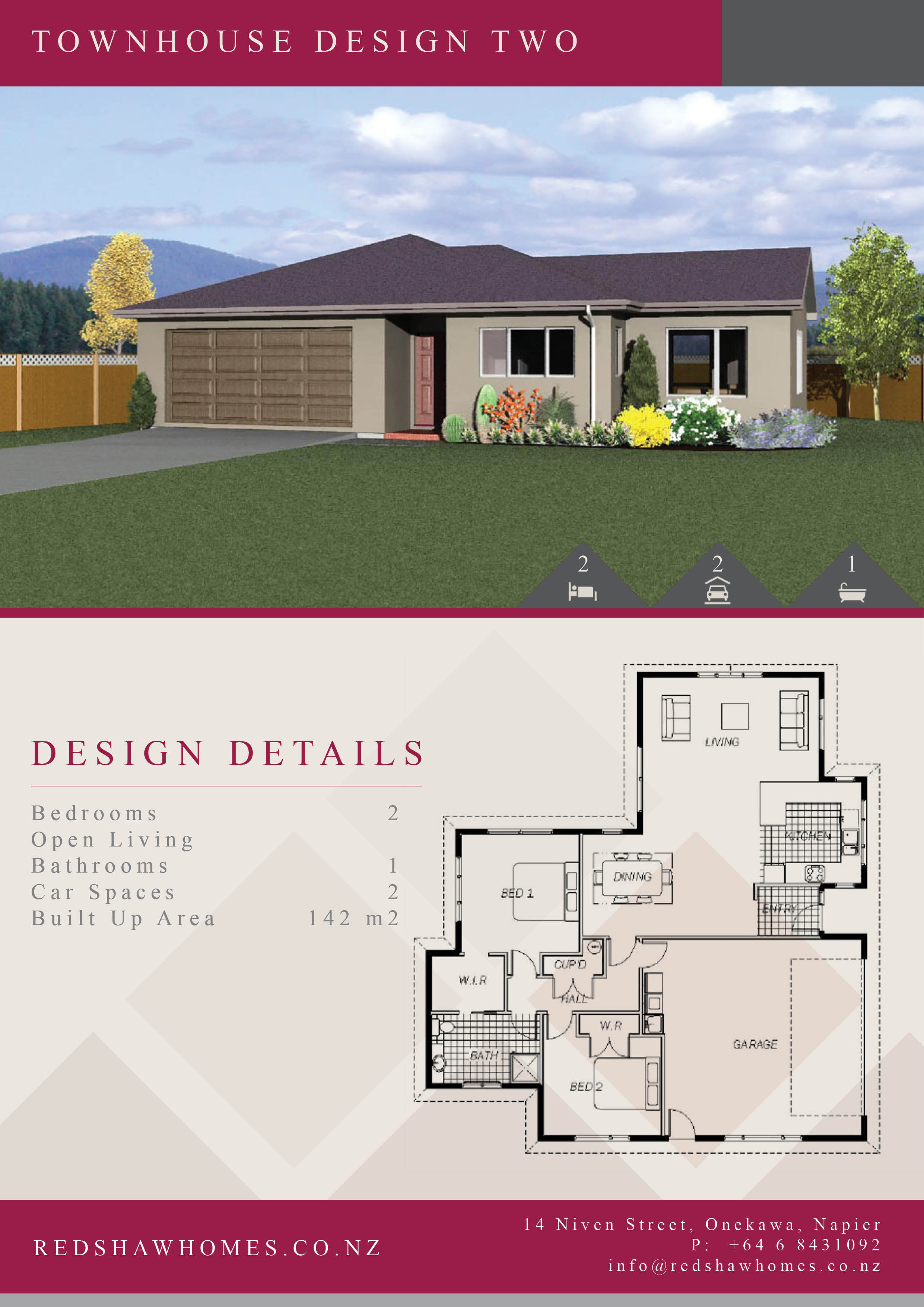 2 Bedroom townhouse Designs Lovely 2 Bedroom Homes for Sale