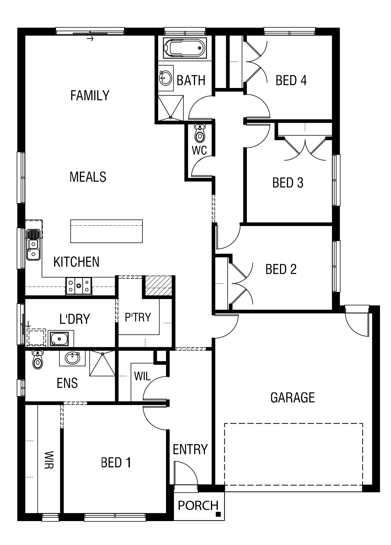 2 Bedroom townhouse Designs Luxury Home Designs Melbourne