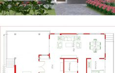 3 Bedroom House Design Inspirational House Plans 10x13m With 3 Bedrooms