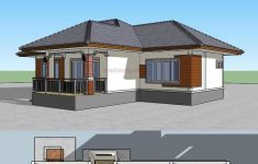 3 Bedroom House Design Lovely Perfect For Those A Bud 3 Bedroom Single Storey House