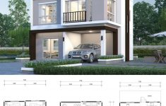 3 Floor House Plans New House Design Plan 7 6x10 6m With 5 Bedrooms