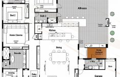 4 Bedroom Plans For A House Best Of Floor Plan Friday 4 Bedroom 3 Bathroom With Modern