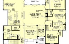 4 Bedroom Plans For A House Fresh Lakeview House Plan – House Plan Zone