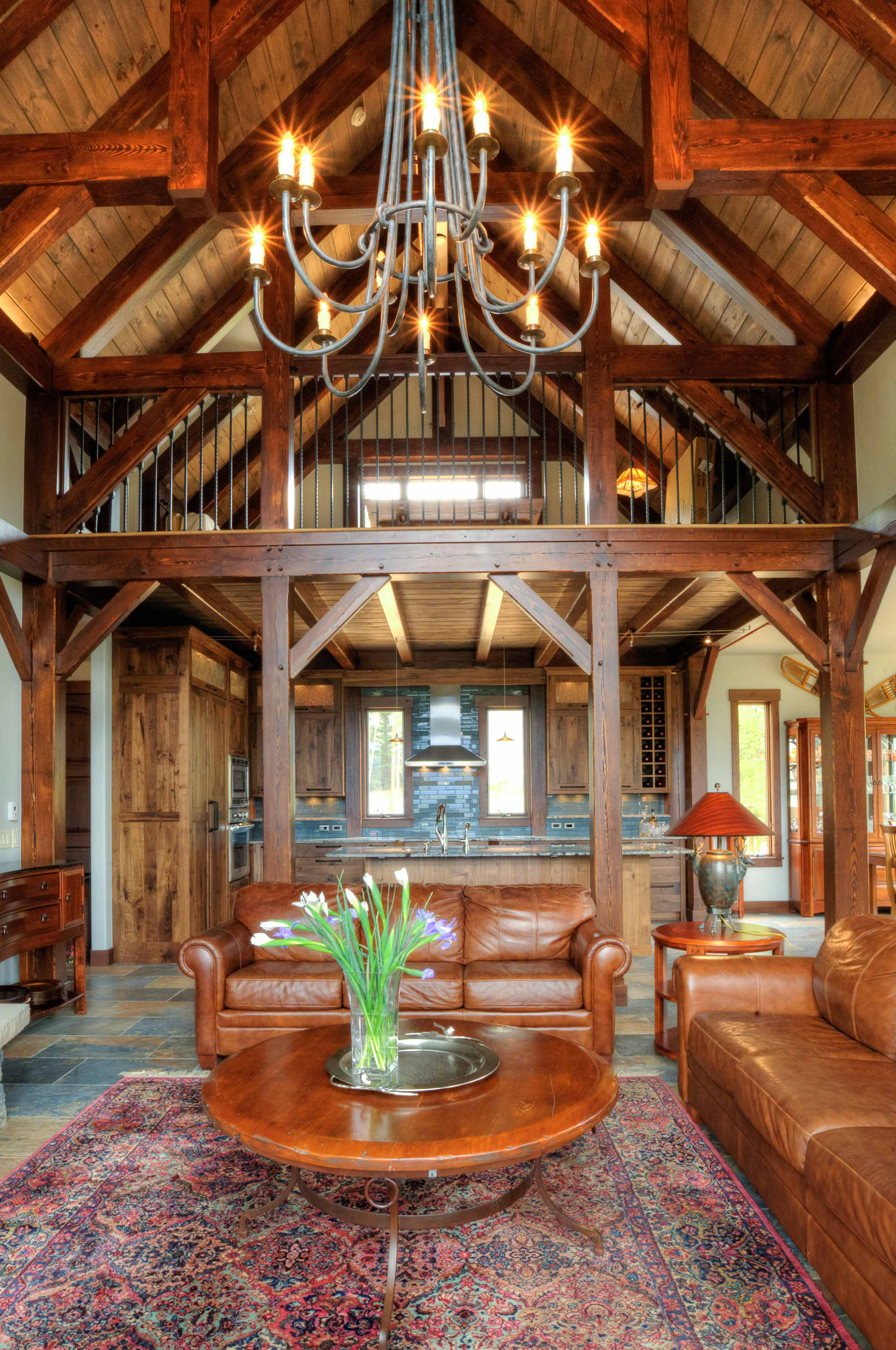 TIMBERFRAME GREAT ROOM VERT