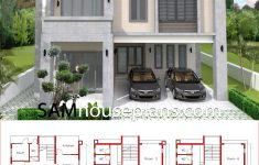6 Bedroom Modern House Luxury House Plans 10x14 With 6 Bedrooms In 2020