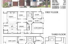 6500 Square Foot House Plans Fresh 2 1 2 Story Urban Home Plan D0024