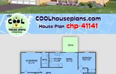 Affordable Ranch Home Plans Lovely House Plan Chp