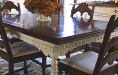 Antique Dining Room Furniture Best Of Painted Furniture Dining Room Table Update