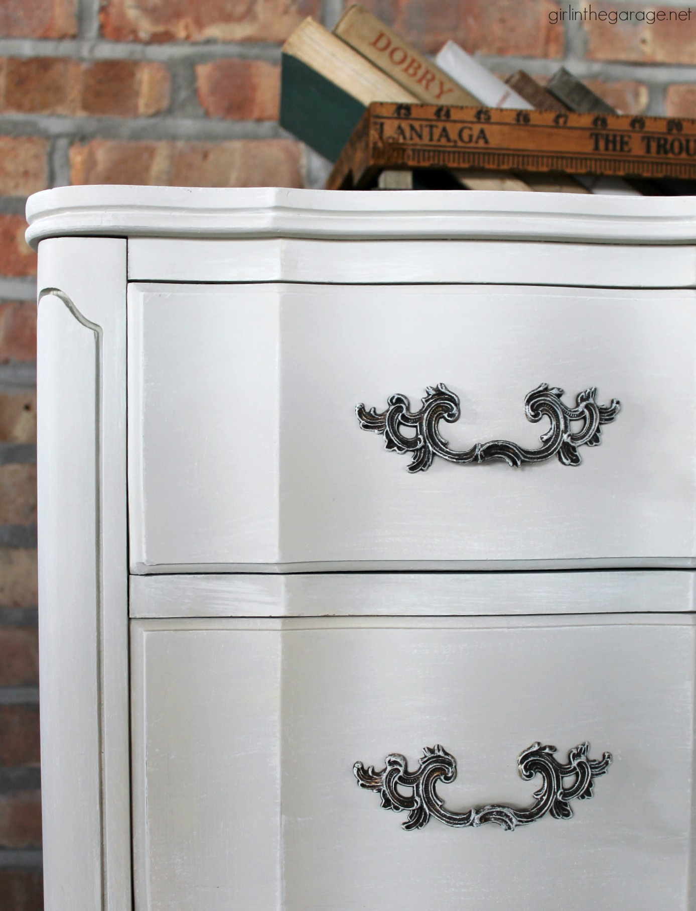 Antique French Provincial Furniture Awesome Dry Brushed French Provincial Dresser Girl In the Garage