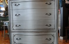 Antique French Provincial Furniture Awesome Tarnished Silver French Provincial Dresser At Modern Vintage