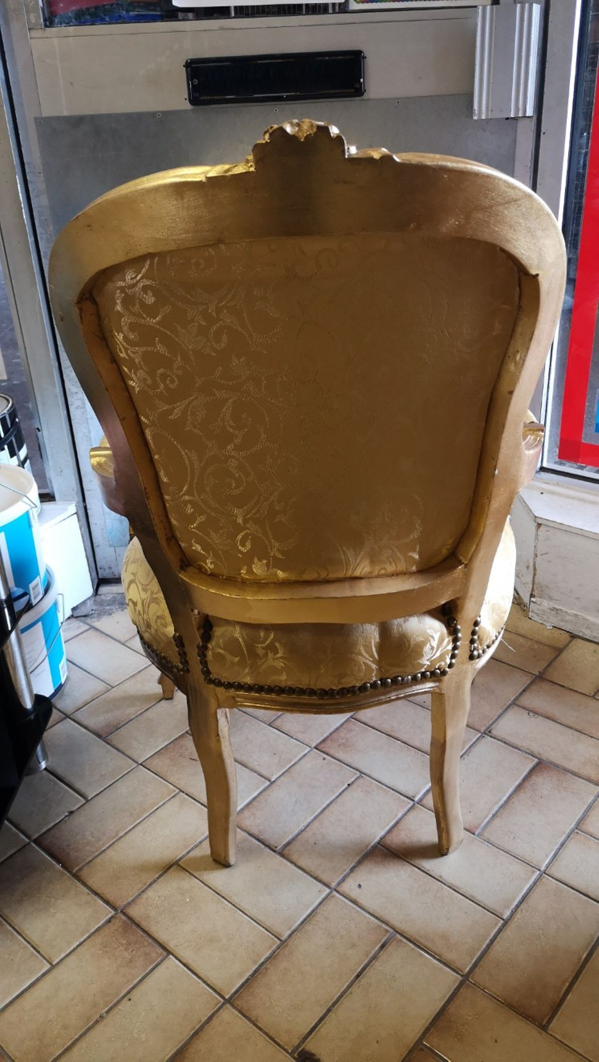 Antique French Reproduction Furniture Beautiful French Style Reproduction Chairs In M24 Rochdale Für £ 50 00