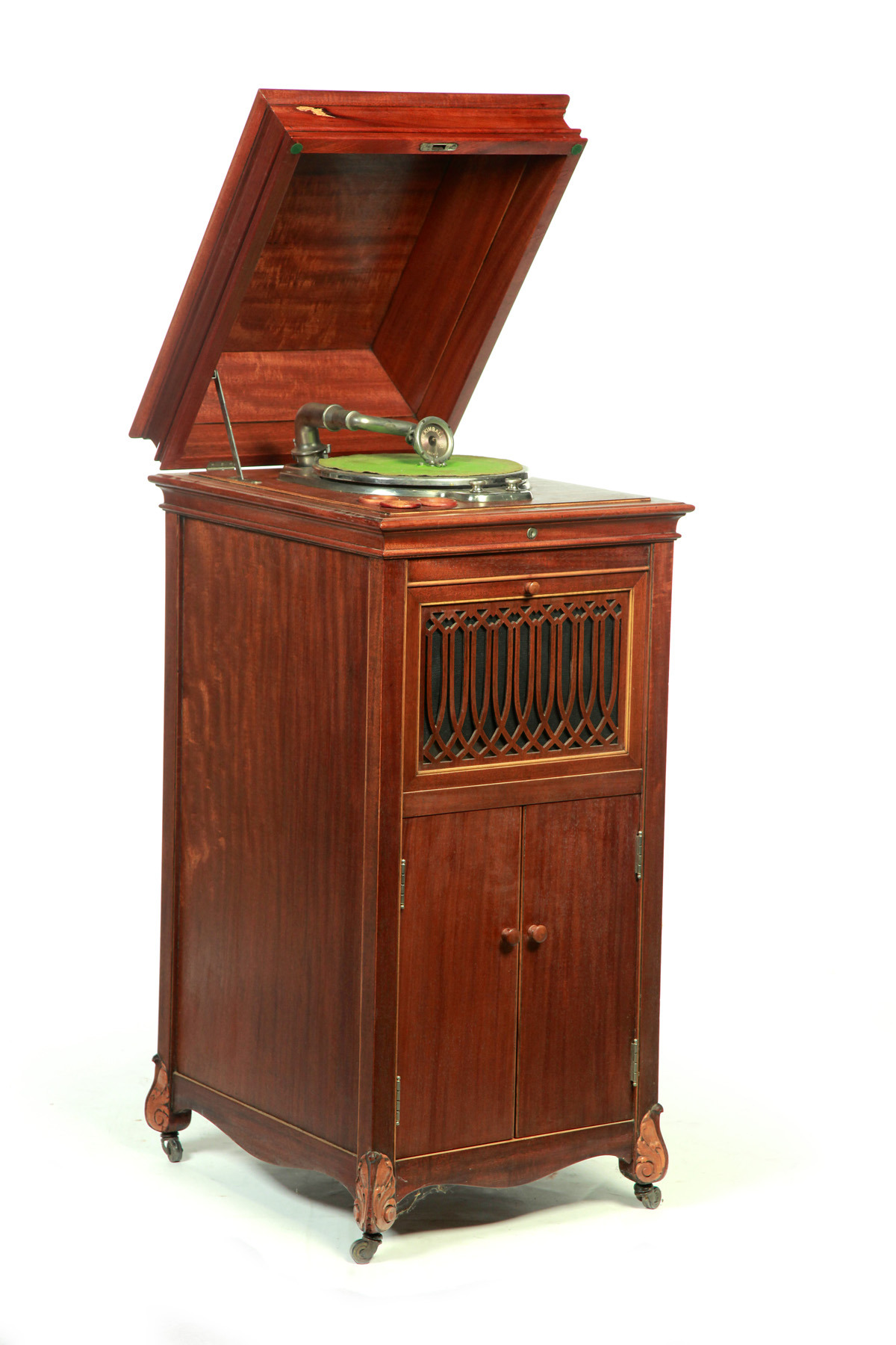 W W KIMBALL PHONOGRAPH Chicago 1d29bb