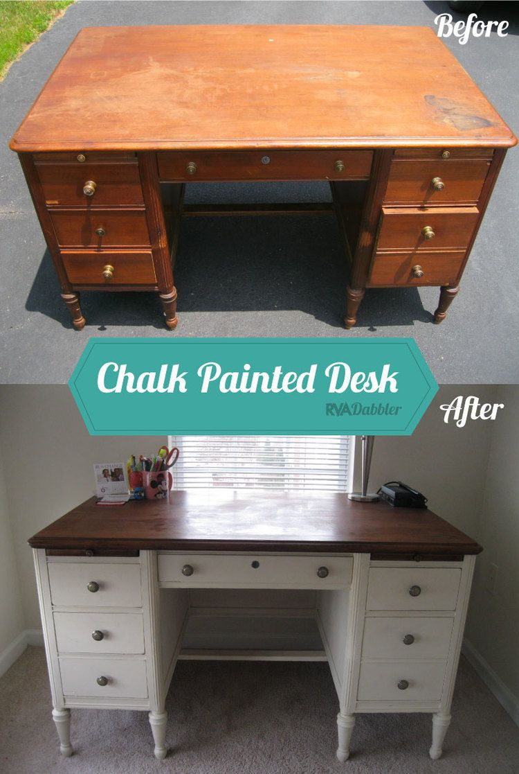 Antique Furniture for Sale On Craigslist Beautiful I Found This Hulk Of A Desk On Craigslist Painted It