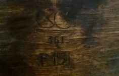 Antique Furniture Identification Marks Best Of Can You Identify A Double Pacman Impressed Makers Mark