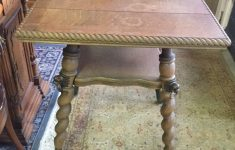 Antique Furniture Legs And Feet Awesome Antique Quartersawn Oak Parlor Table Barley Twist Legs Brass