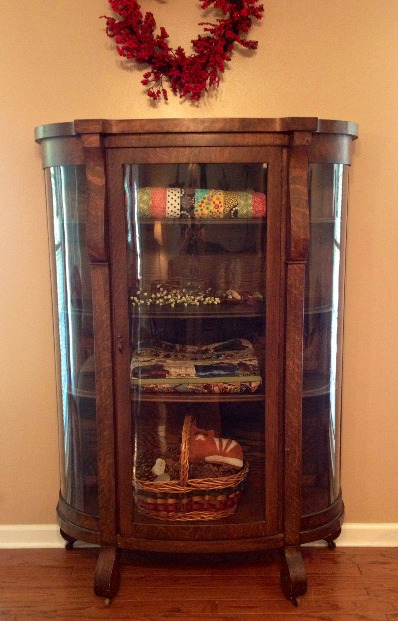 Antique Furniture Near Me Unique Quilt Display Cabi Antique China Cabi with Wood Shelves and