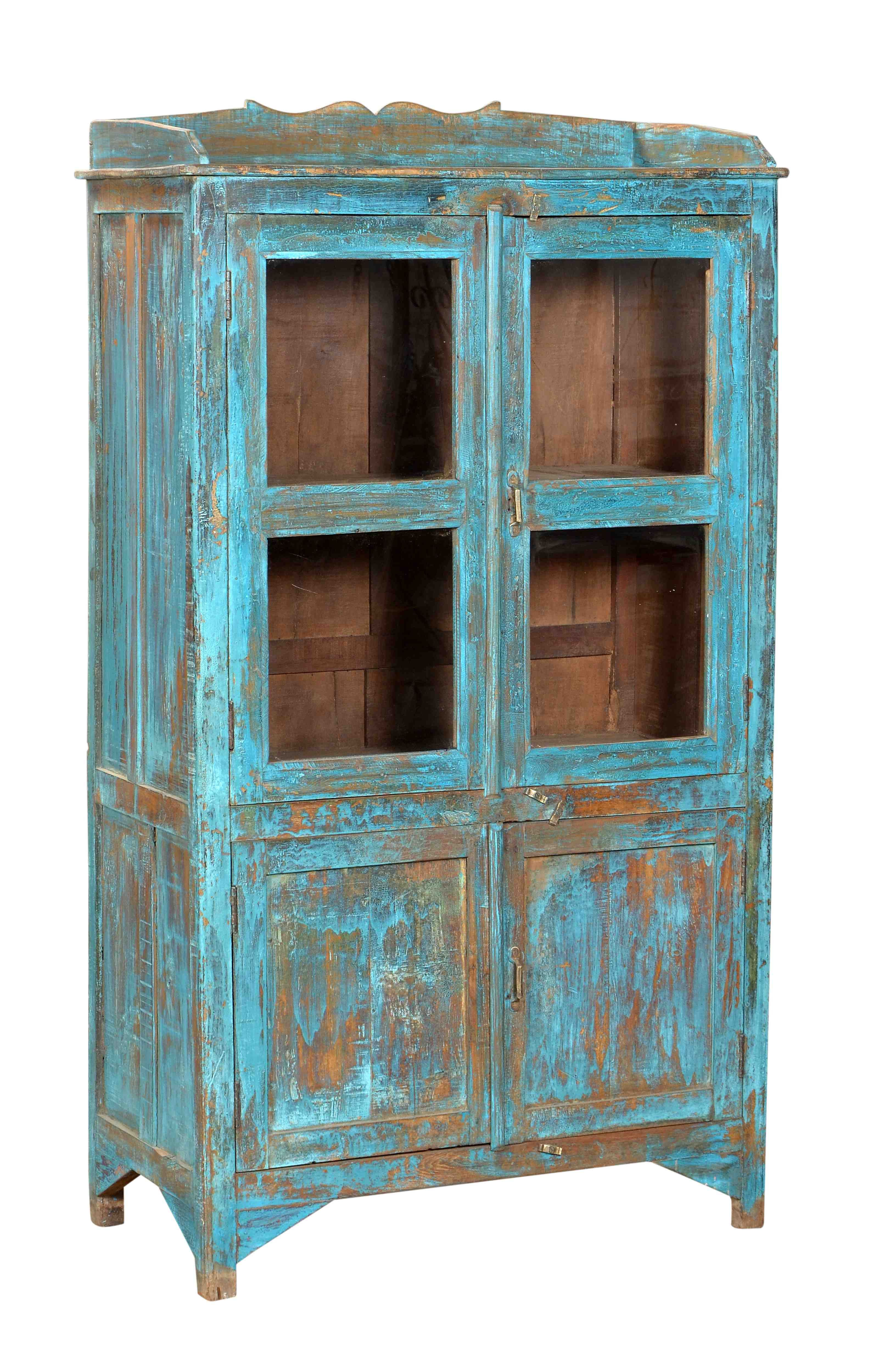 Antique Furniture Online India Luxury Beautiful In Blue is This Indian Antique Cabinet Find