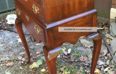Antique Pennsylvania House Furniture Beautiful Vintage Pennsylvania House Mahogany Queen Anne Style Silver