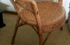 Antique Wicker Furniture Styles Elegant Value Of A Vintage Wicker Chair