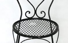 Antique Wrought Iron Furniture Prices Elegant Vintage Wrought Iron Shabby Chic Garden Chairs Pair