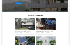Architecture Design Websites Free Awesome Free Website Template Real Estate Website Template