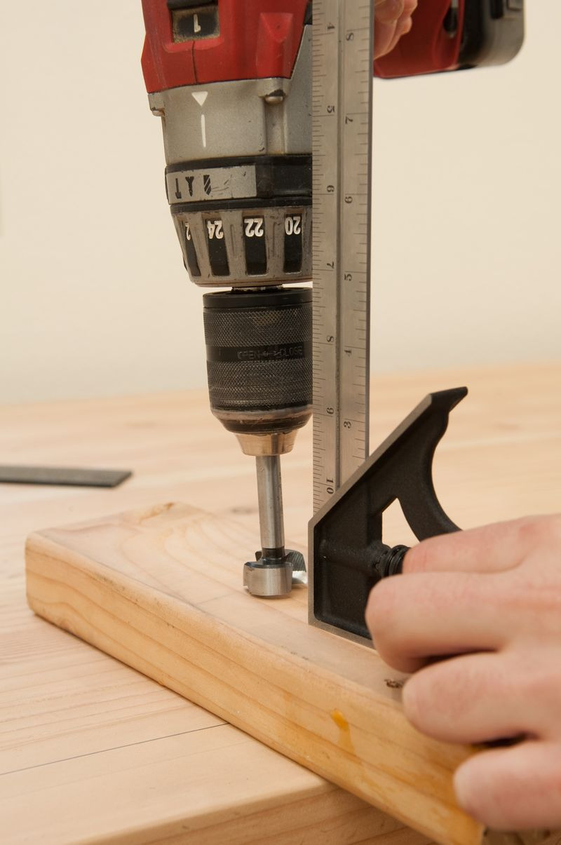 Bench Dog Extension Beautiful How to Drill Perfectly Vertical Bench Dog Holes In Your