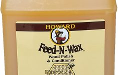 Best Furniture Polish For Antiques Fresh Howard Feed N Wax Restorative Wood Furniture Polish And Conditioner 64 Ounce 1 2 Gallon Beeswax Feeds Wood Antique Furniture Restoration