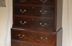 Best Furniture Polish For Antiques New Georgian Mahogany Antique Chest On Chest