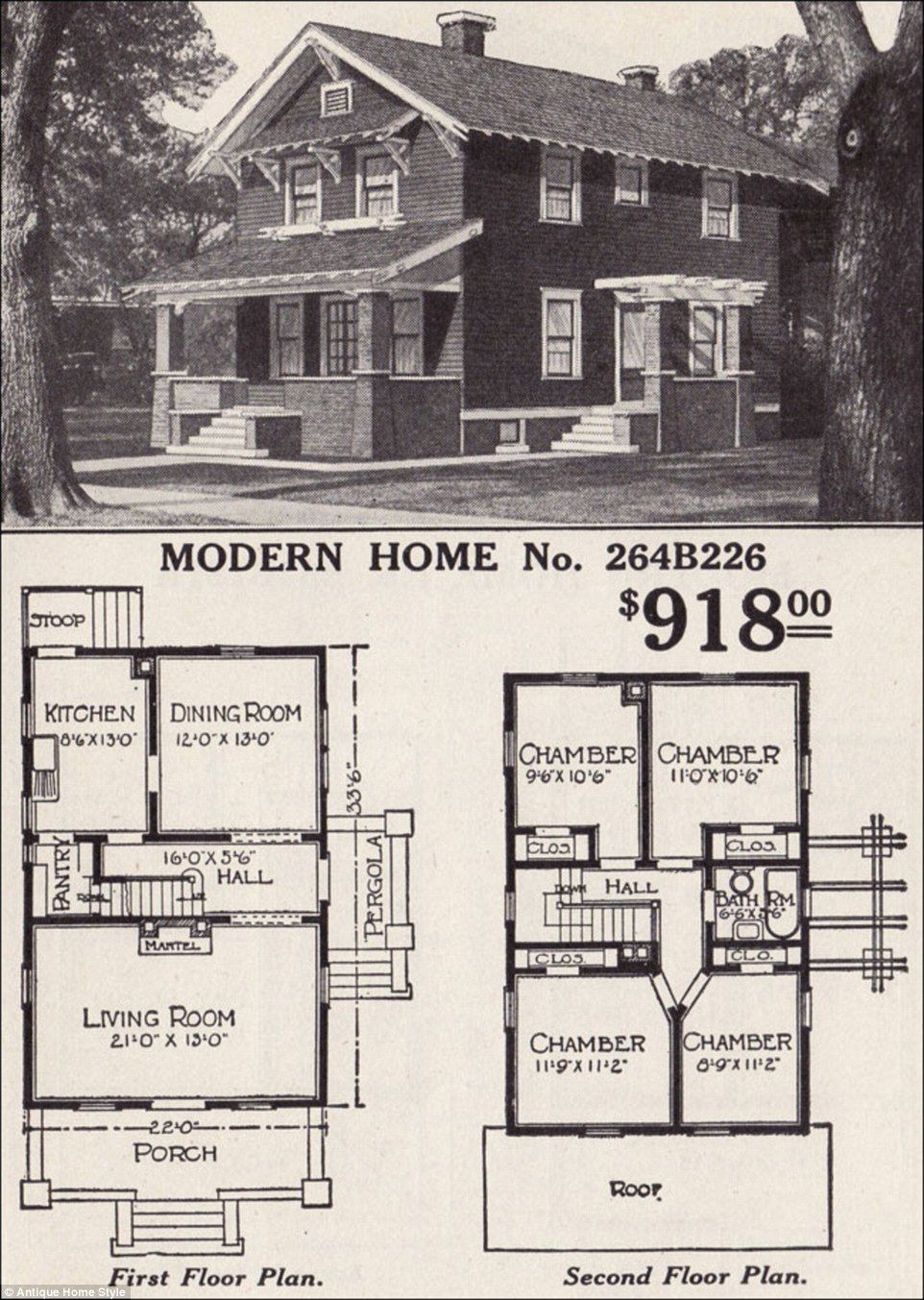Build A House for 70000 Beautiful Man Restores His Grandparents 1916 Flat Pack Home From