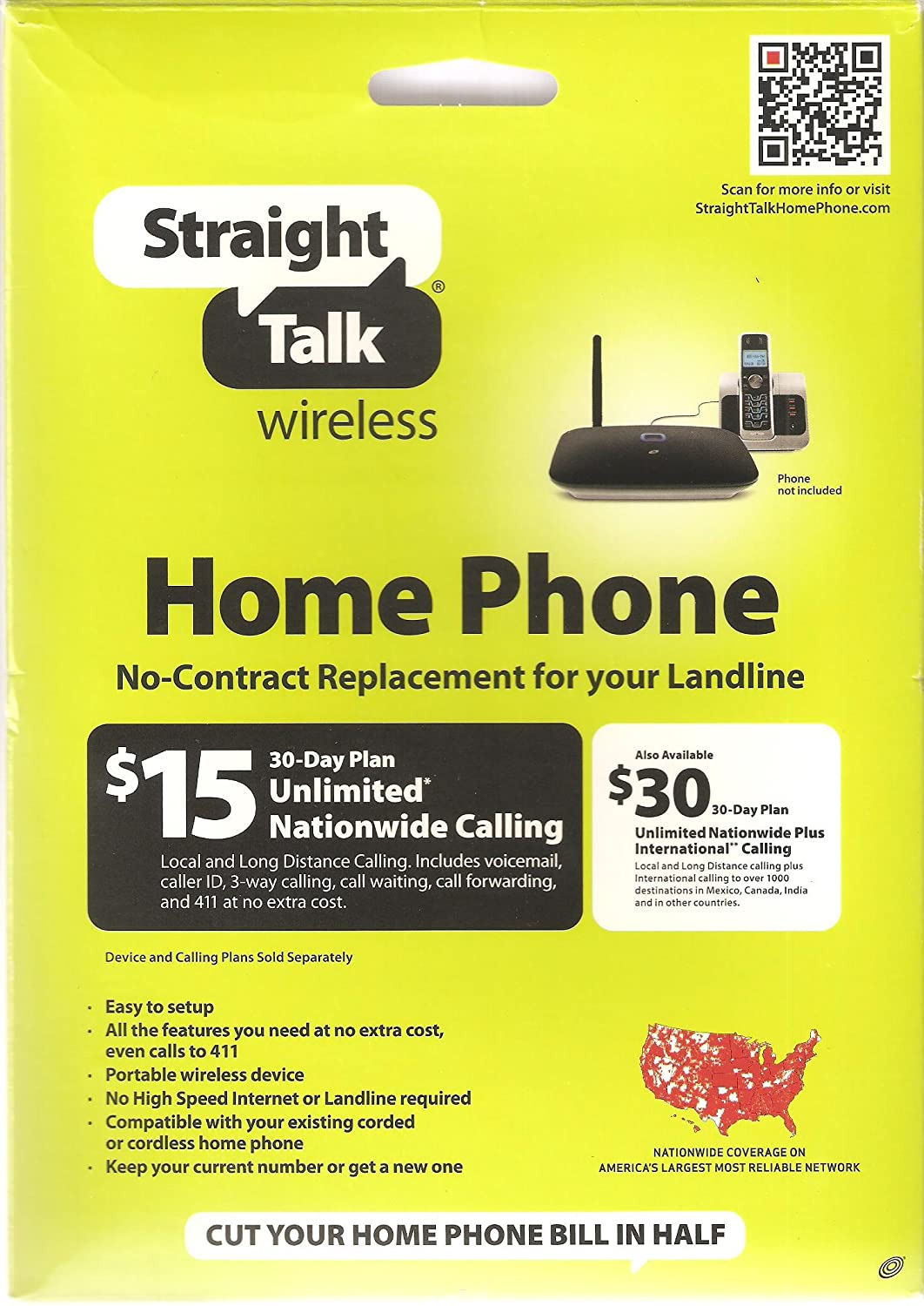 Cheap House Phone Plans Lovely Huawei H226c Straight Talk Wireless Home Phone