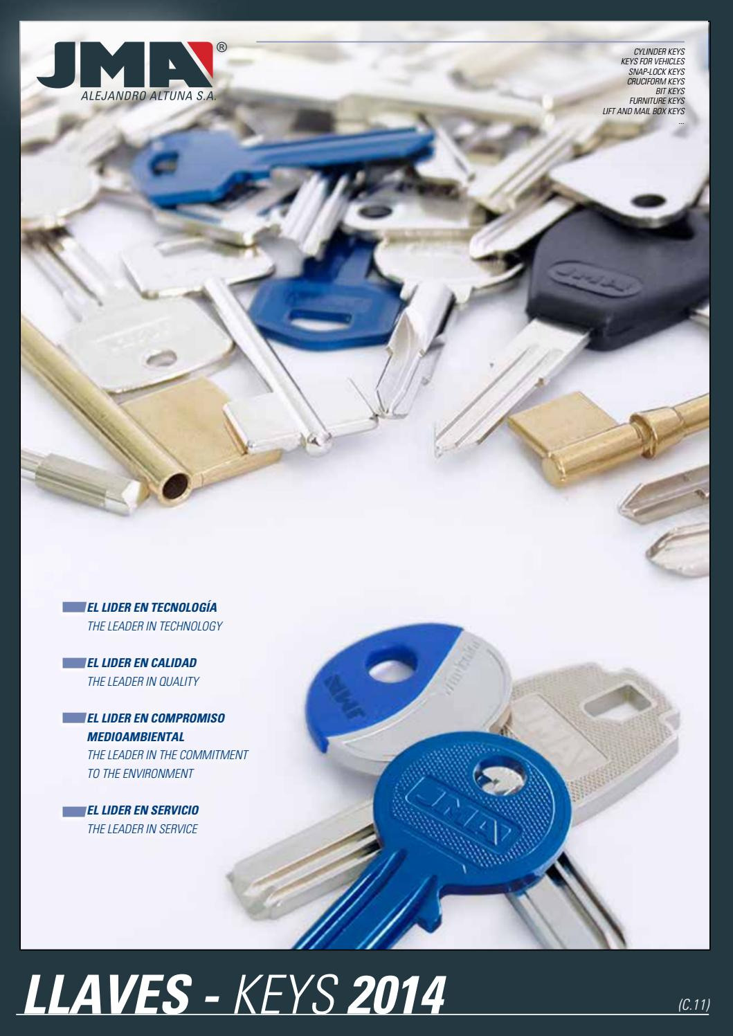 Cifial Lock Parts Unique Catlogo Jma Geral 2014 by Security Center Colombo issuu