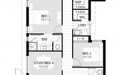 Contemporary House Plans Single Story Lovely 4 Bedroom House Plans & Home Designs