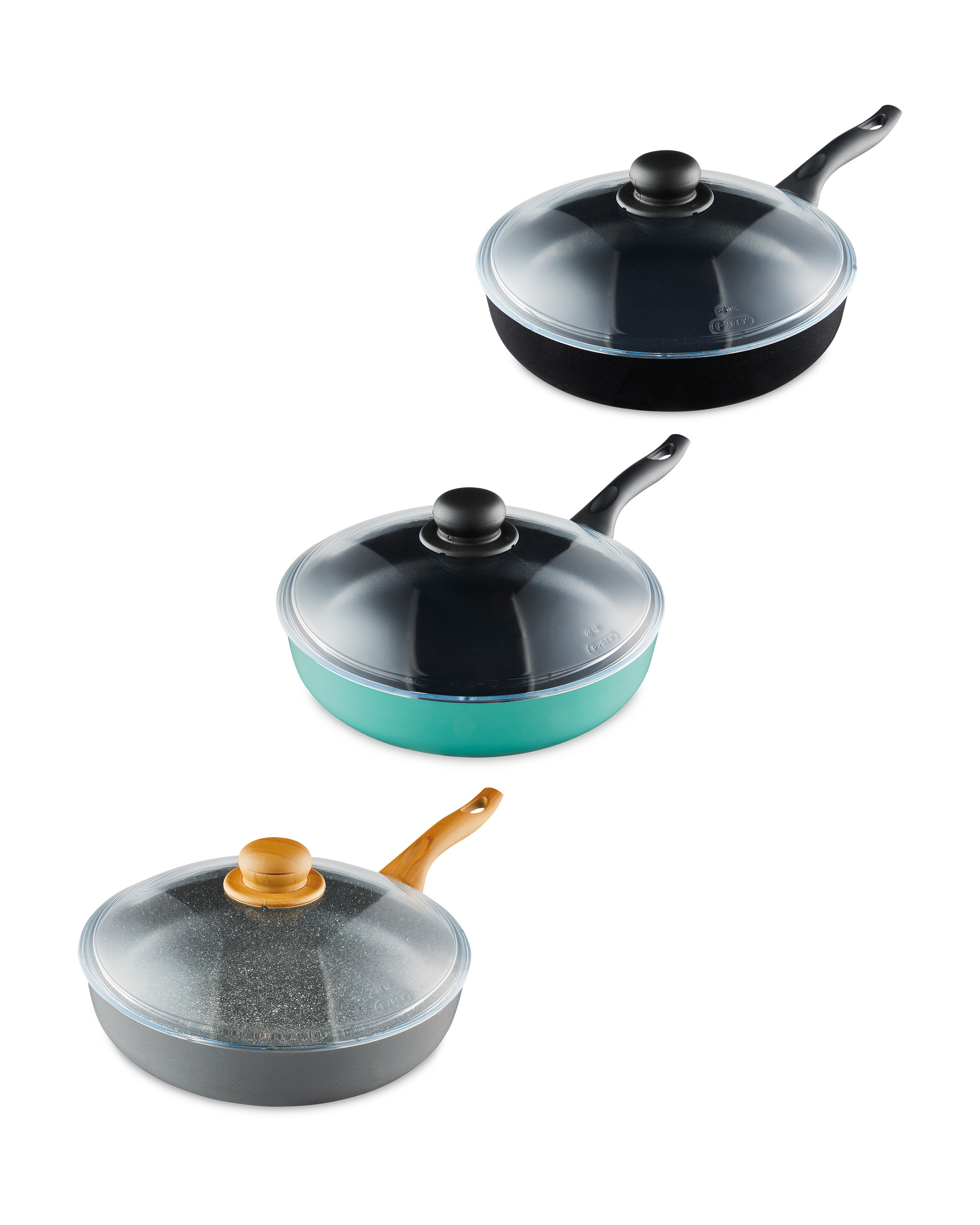 Cookware for Glass top Stoves Reviews Inspirational Crofton Frying Pan with Glass Lid